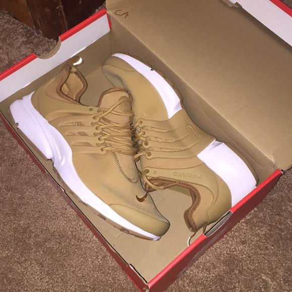 Nike Shoes | Wheat Nike Air Prestos